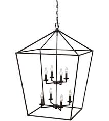 trans globe lighting 10265 rob lacey 8 light 26 inch rubbed oil bronze pendant ceiling