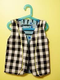 Boys Vest Pattern Custom Design Ideas