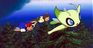 Pokémon 4Ever: Celebi - Voice of the Forest streaming