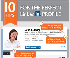 10 Tips For The Perfect Linkedin Profile Link Humans