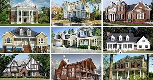 Poll whats your favorite style of home exterior