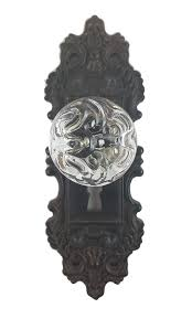 com decorative pewter wall hook vintage door knob style brown black 1 piece office products