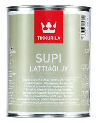 Supi Lattiaolju - Супи <b>масло для пола</b>