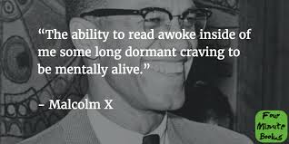 essays malcolm x learning to read what are some possible thesis statements and supporting evidence