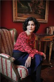 Audrey Tautou- Audrey Tautou- #Audrey #Tautou | Audrey tautou, French  actress, Curly hair styles
