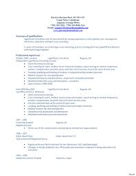 Resume Qualifications Summary Sample Of Qualifications Summary On A Resume Copy Resume Examples 26