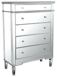 mirrored chest of drawers 5 drawer silver mirrored exclusive chest mirrored chest of drawers bm