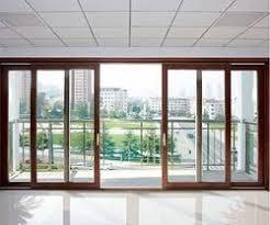 glass door. Sliding Glass Door N