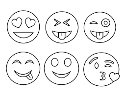 You can print out these free coloring pages right now. Free Printable Emoji Coloring Pages For Kids Heart And Eye Cool Poop Sheet Printables Tures Colour Cute Unicorn Face Smiley Pictures Oguchionyewu