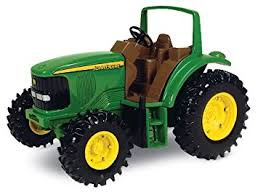 john deere tractor toys. john deere 11\u0026quot; tough tractor toys