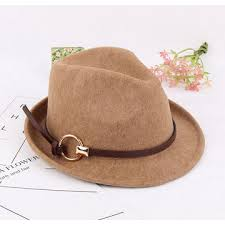 China Wholesale Wool Felt Wide Brim Women\u0027s Fedora Hat on Global Sources
