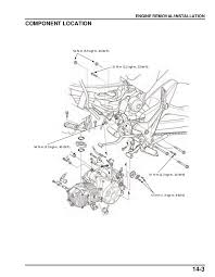 honda 125 engine diagram honda wiring diagrams