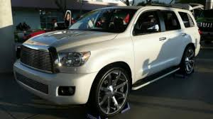 Toyota Sequoia TUNING - YouTube