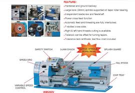 Test Chart For Lathe Machine Us 1800 0 Big Spindle Bore Light Lathe Bench Mini Lathe China Machine For Sale In Lathe From Tools On Aliexpress