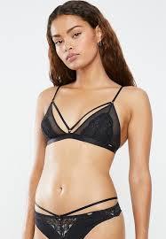 Valentina Soft Bra Black