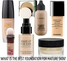 best foundation for dry skin over 40 2016