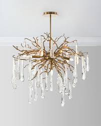 quick look prodselect checkbox brass and glass teardrop 7 light chandelier