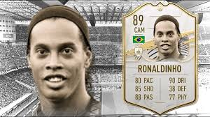 FIFA 21: RONALDINHO 89 ICON PLAYER REVIEW I FIFA 21 ULTIMATE TEAM - YouTube