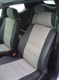 golf mk4 cabriolet artificial leather seat covers in black black beige black grey and beige