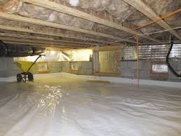 Sealed Crawl Spaces \u2013 Stetten Home Services