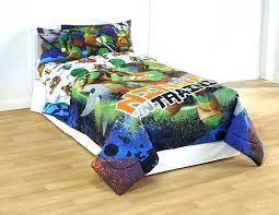 Ninja Turtle Twin Comforter Teenage Mutant Ninja Turtles Bed Sets ...
