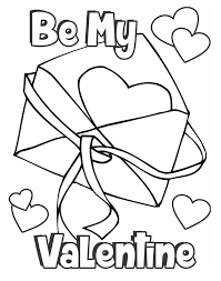 Thank You Card Coloring Page Fresh Valentine Card Drawing At