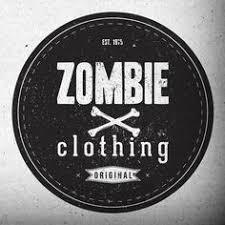 Clothing Design Ideas zombie clothing logo