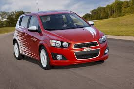 Chevrolet Sonic Reviews, Specs & Prices - Top Speed