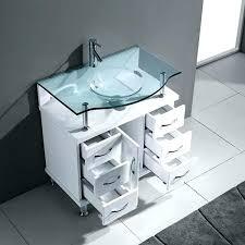 glass vanity top breathtaking glass bathroom sinks and vanities glass vanity top aqua inch bathroom vanity glass vanity