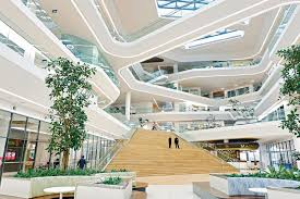 Image Switzerland With The Inauguration Of Its New Headquarters At Green Office Park Bds City Tangerang Consumer Goods Company Unilever Indonesia Has Reached New Heights Now Jakarta Unilever Indonesia Unveils New Headquarters Now Jakarta