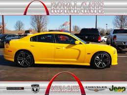 2012 Stinger Yellow Dodge Charger SRT8 Super Bee #79320142 ...