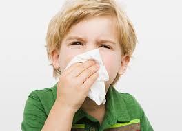 Viêm mũi mãn tính xuất tiết thường gặp ở trẻ em