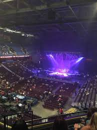Mohegan Sun Arena Section 110 Home Of Connecticut Sun New