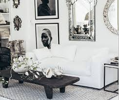 afro chic interior design -  -Google