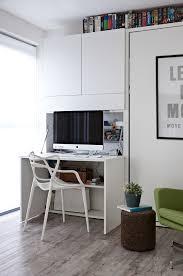 alcove office. Alcove Design Ideas Home Office Contemporary With Framed Artwork Modern Desk White