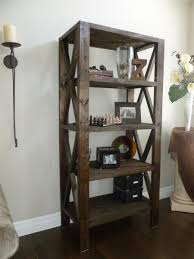anna white furniture plans. rustic bookcase do it yourself home projects from ana white basement furniturefurniture plansrustic anna furniture plans
