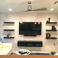 furniture exquisite tv wall shelf 19 shelves units fascinating entertainment