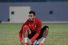 منتخب مصر يكشف تفاصيل إصابة أكرم توفيق قبل مباراة أنجولا بتصفيات كأس العالم  2022 - قناة صدى البلد