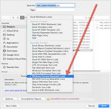How Do I Save The Import Export Csv With Excel On Mac Os X S2member