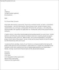Sample College Reference Letters Bunch Ideas Of Recommendation Letter Residency Sample Also Format