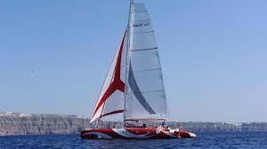 Dream Catcher Boat Santorini Catamaran Caldera Cruise with Barbecue Santorini Island Expedia 52