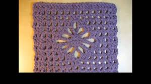 Easy Crochet Granny Squares Free Patterns New Easy Crochet Granny Square Free Patterns YouTube