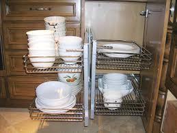 Kitchen Corner Cupboard Fascinating Kitchen Corner Cupboard Solutions Schuler Cabinets
