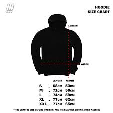 Hoodie Size Chart Hoodie Size Chart Mypride Mypride