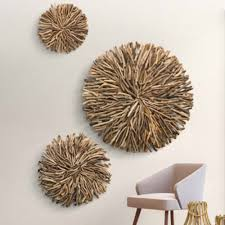 5 out of 5 stars (361) $ 16.50. Driftwood Round Wall Art Ebay