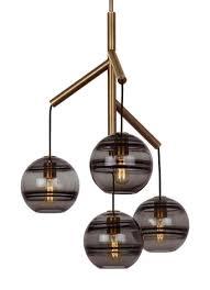 sedona single chandelier by tech lighting