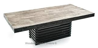 rustic chic dining room tables. rustic chic dining table room tables l