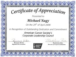 Certificate Volunteer Certificate Template