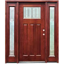 craftsman double front doors. Door Design Front Double Designs India Indian Houses Diablo Craftsman 1 Lite Stained Mahogany Wood Prehung Doors L