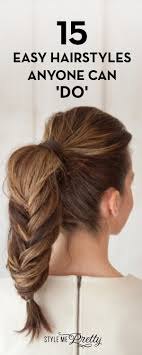 Quick Easy Cute Hairstyles For Short Hair Lovely 15 Easy Summer